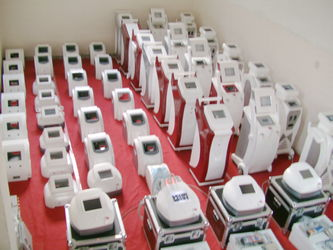 PorcellanaDiodo laser Depilazionesocietà