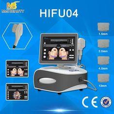 Porcellana Tecnologia avanzata di sollevamento facciale di U.S.A. del dispositivo di bellezza della casa della macchina di HIFU fornitore