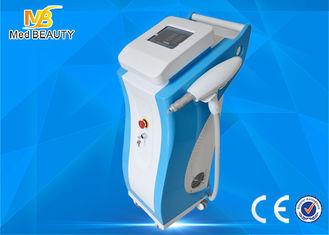 Porcellana Laser del ND commutato Q Yag della macchina di rimozione del tatuaggio del laser del ND Yag di caso di Alluminum fornitore