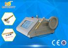 di buona qualità Apparecchiature laser liposuzione & Macchina vascolare di alta frequenza del laser del ragno di rimozione grigia della vena in vendita