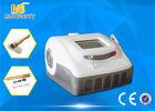 di buona qualità Apparecchiature laser liposuzione & 30W la macchina di bellezza di alto potere 980nm per il ragno medico venato il trattamento in vendita