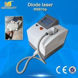 Porcellana Laser a diodi permanente a semiconduttore di riduzione dei capelli di Ipl del portatile distributore