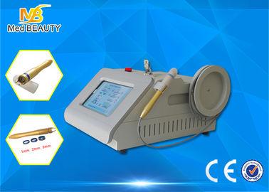 Porcellana Macchina vascolare di alta frequenza del laser del ragno di rimozione grigia della vena distributore