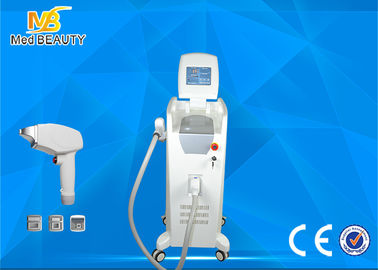 Porcellana Raffreddamento a aria a macchina portatile di depilazione del laser a diodi di Wave continuo 810nm distributore