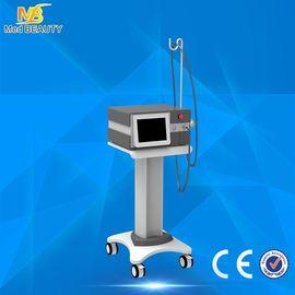 Porcellana L'attrezzatura verticale di terapia di Shockwave/macchina extracorporea di Eswt di terapia dell'onda di urto riduce i dolori distributore