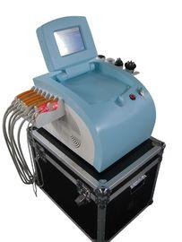 Porcellana Attrezzatura della liposuzione del laser di radiofrequenza, laser di Lipo di 8 pagaie più la cavitazione distributore