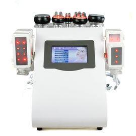 Porcellana 8 macchina economica del laser LIPO delle pagaie con la cavitazione/VUOTO rf/infrarosso distributore